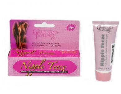 Nipple Teeze Intesifying Sensitivity Gel - .5 oz.