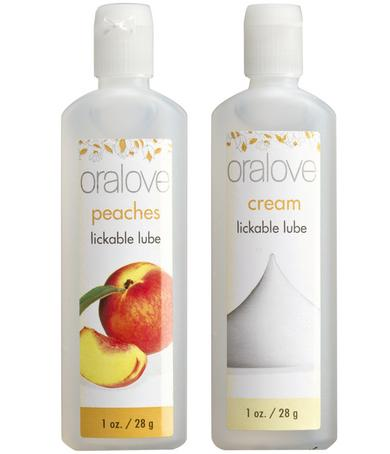 Oralove Dynamic Duo - Peaches And Cream