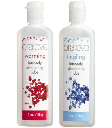 Orallove Dynamic Duo - Warming And Tingling