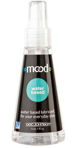 Mood Water-Based Lubricant - 4 oz.