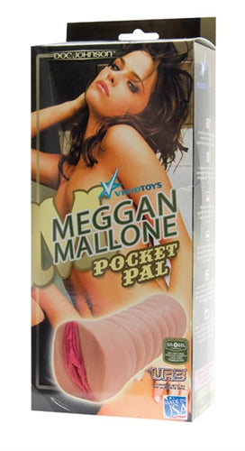 Vivid Girl - Meggan Mallone - Ultraskyn Pocket Pal