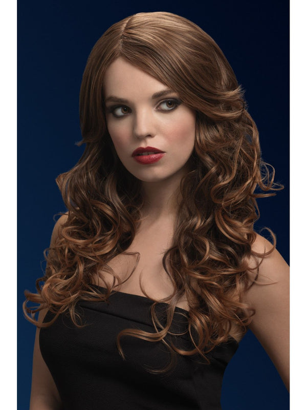 Nicole Wig - Light Brown