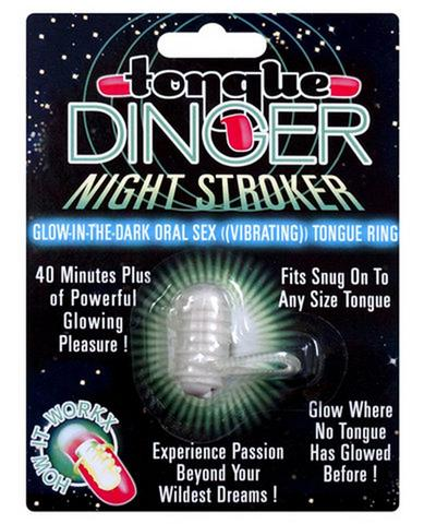 Tongue Dinger Night Stroker