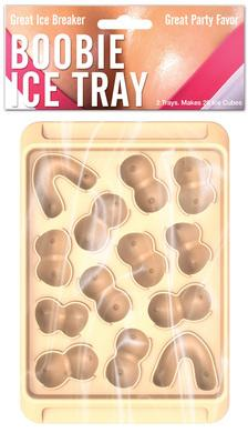 Boobie Ice Tray - 2 Pack