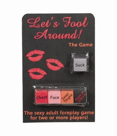 Let's Fool Around - The Game