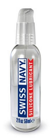 Swiss Navy Silicone Lube 2 oz.