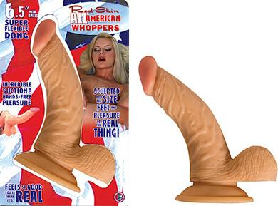 All American Whopper 6.5 Inch - Flesh