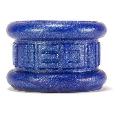 Neo 1.25 Inch Short Ball Stretcher Squishy Silicone - Blue Balls
