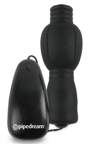 Fetish Fantasy Series Vibrating Head Teazer - Black