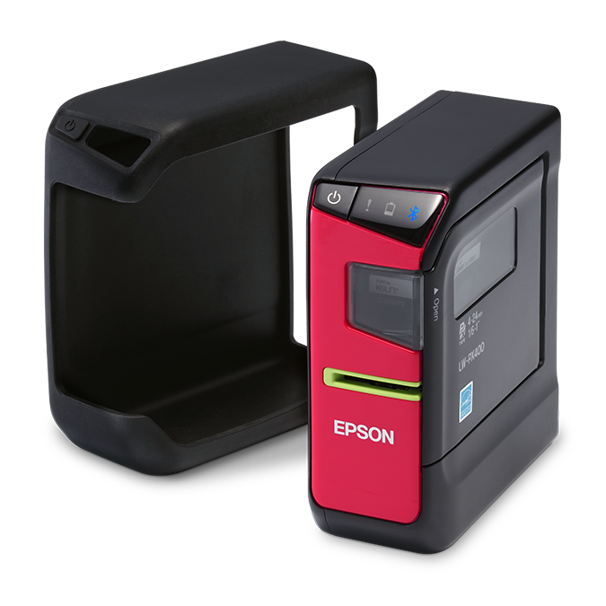 LABELWORKS PX LW-PX400 Portable, Wireless Industrial Label Printer