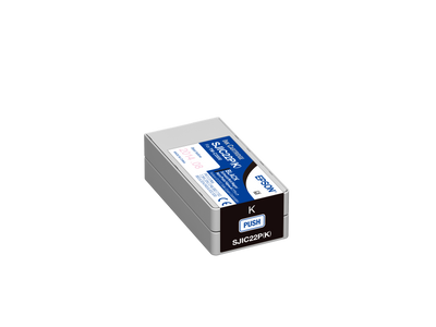 Epson C3500 Black Ink Cartridge