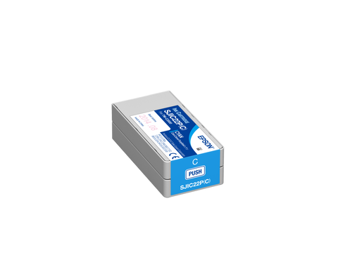 Epson C3500 Cyan Ink Cartridge