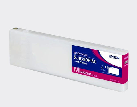 Epson C7500G Magenta Ink Cartridge