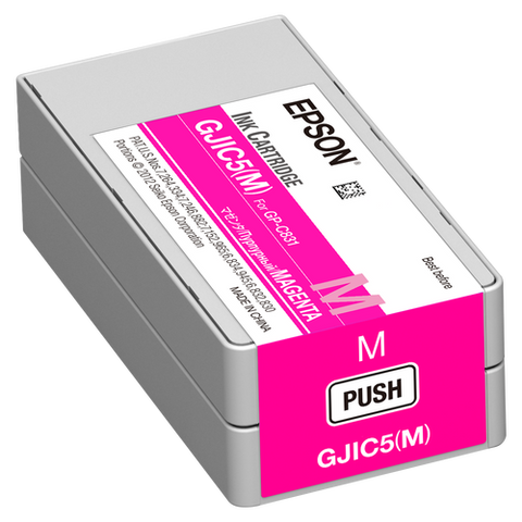 Epson C831 Magenta Ink Cartridge