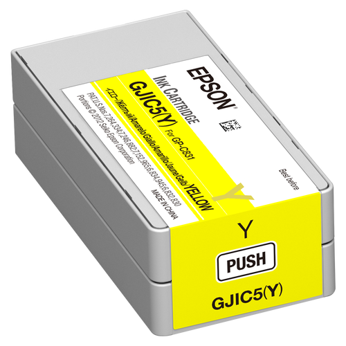 Epson C831 Yellow Ink Cartridge