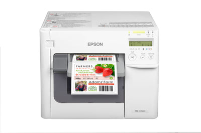 Epson ColorWorks C3500 Color Label Printer