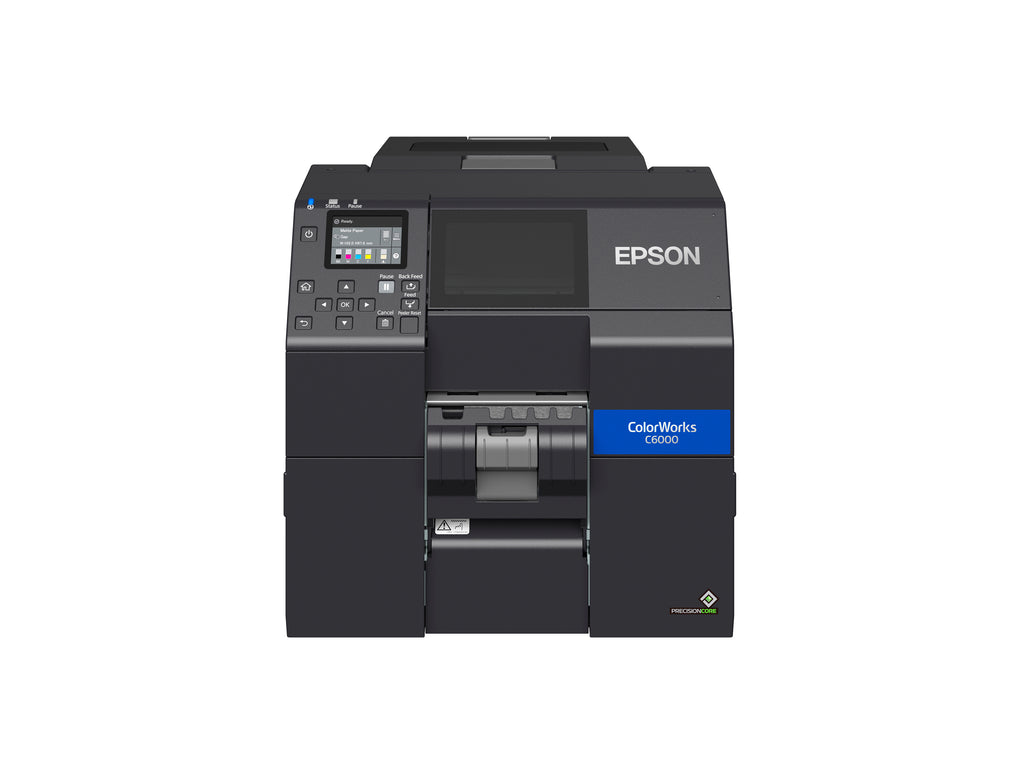 EPSON ColorWorks Printer C6000P