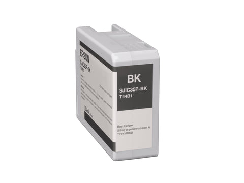 Epson C6000/C6500 Black Ink Cartridge (Gloss)