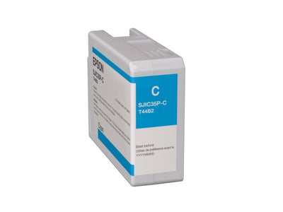 Epson C6000/C6500 Cyan Ink Cartridge