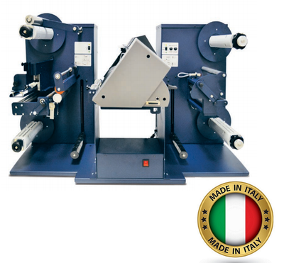 VIRGO: Desktop Label Finishing System- 8.86