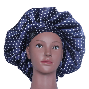Elite Satin Bonnet - Twilight Sky | Satin Bonnets For Natural Hair