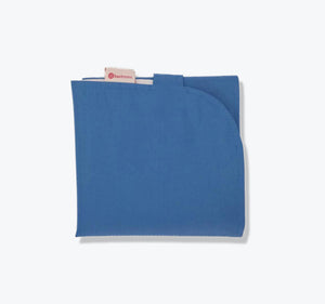 Blue waterproof Changing Mat