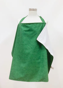 Green Jeans Nursing Cover