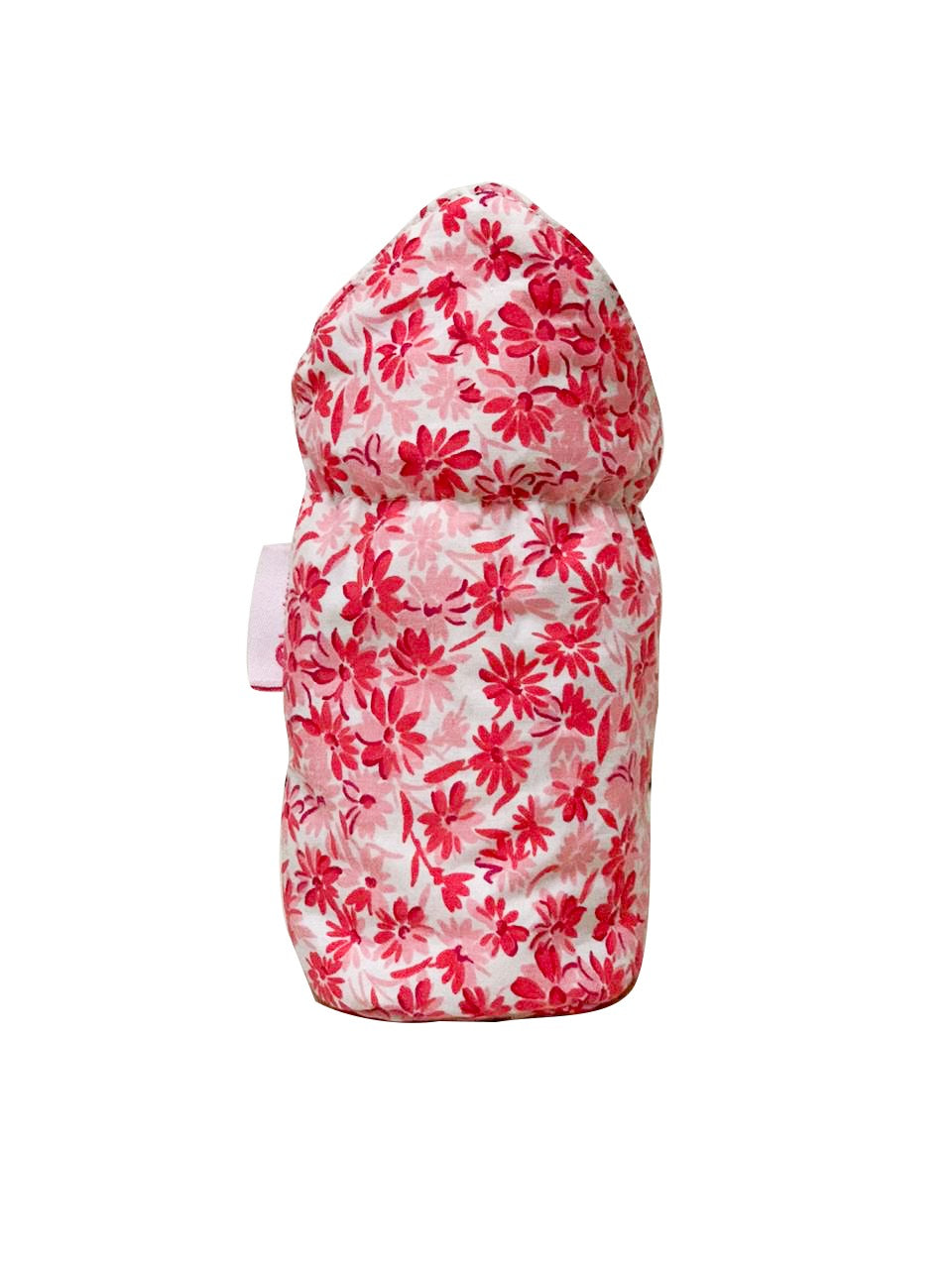 Red Flowers Bottle Cover