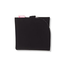 Load image into Gallery viewer, Black waterproof Changing Mat