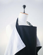 Load image into Gallery viewer, Black Nursing Cover