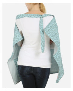Blue Umbrella Nursing Cover
