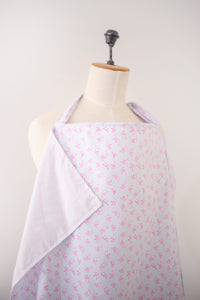 Blue Sailor Nursing Cover