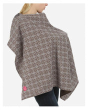 Load image into Gallery viewer, Brown Nursing Cover