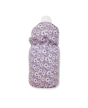 Load image into Gallery viewer, Beige dot flowers Bottle Cover