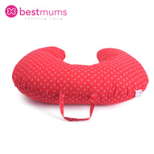Load image into Gallery viewer, Red Moon Nursing Pillow