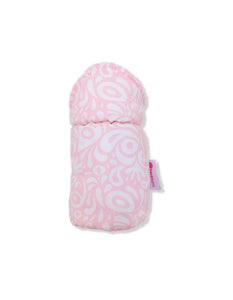 Rose Print Bottle Cover