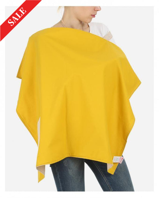 Yellow Nursing Cover