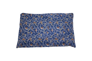 Blue Rockets Baby Pillow