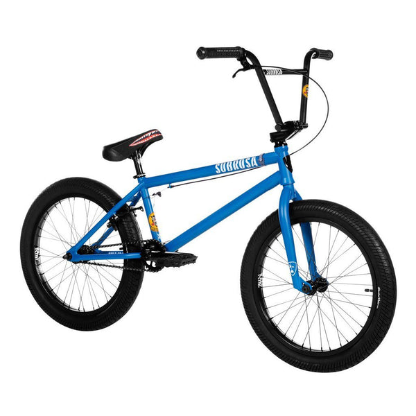"Subrosa 2019 Salvador XL FC Bike - Satin Steel Blue 21"" - THE BOARDING HOUSE EXETER DEVON EX43AN"