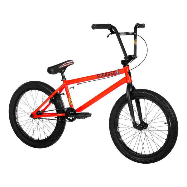 "Subrosa 2019 Salvador Bike - Satin Fury Red 20.5"" - THE BOARDING HOUSE EXETER DEVON EX43AN"