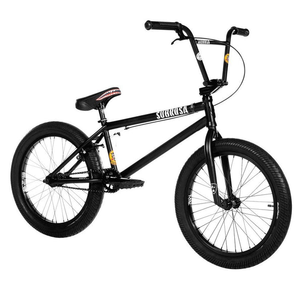 "Subrosa 2019 Salvador Bike - Satin Black 20.5"" - THE BOARDING HOUSE EXETER DEVON EX43AN"