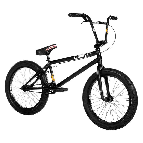 "Subrosa 2019 Salvador XL Bike - Satin Black 21"" - THE BOARDING HOUSE EXETER DEVON EX43AN"