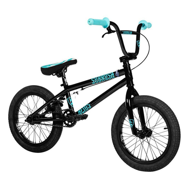 "Subrosa 2019 Altus 16"" Bike - Gloss Black 16.5"" - THE BOARDING HOUSE EXETER DEVON EX43AN"