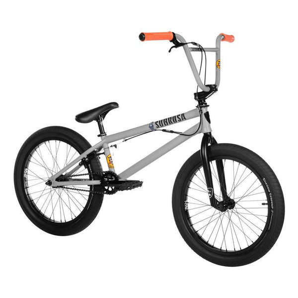 "Subrosa 2019 Salvador Park Bike - Battleship Grey 20.5"" - THE BOARDING HOUSE EXETER DEVON EX43AN"