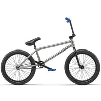 Radio Darko Bmx Bike 2019 - Sliver Blue - THE BOARDING HOUSE EXETER DEVON EX43AN