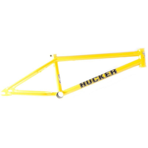 S&M Hucker Frame - Yellow - THE BOARDING HOUSE EXETER DEVON EX43AN