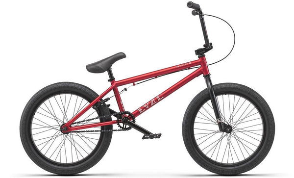 Radio Evol BMX Bike 2019 - Red - THE BOARDING HOUSE EXETER DEVON EX43AN
