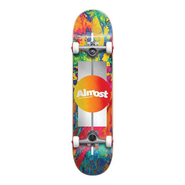 Almost Gradient Flop Multi Complete Skateboard 7.5 - THE BOARDING HOUSE EXETER DEVON EX43AN