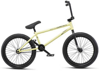Wethepeople Reason BMX Bike 2019 - Matt Yellow - In Store Now! - THE BOARDING HOUSE EXETER DEVON EX43AN
