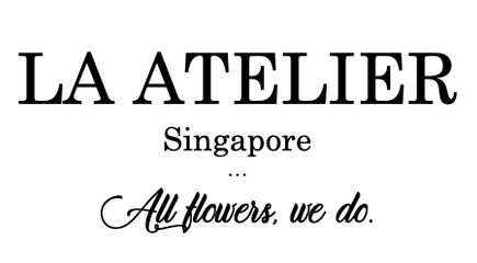 LA ATELIER SINGAPORE | ALL FLOWERS, WE DO. SG LUXE FLORIST